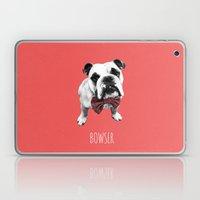 Red Bowser Laptop & iPad Skin