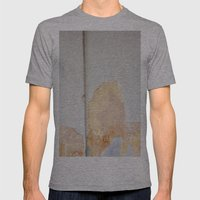 Malaysian Wall  Mens Fitted Tee Athletic Grey SMALL