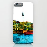 iPhone & iPod Case featuring Berlin by Luisa Mähringer