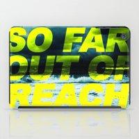 SO FAR OUT OF REACH (Psalm 143) iPad Case