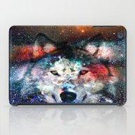 Wolf Universe iPad Case