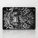 Aztec Skull iPad Case
