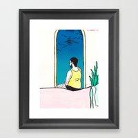 In Home (5) Framed Art Print