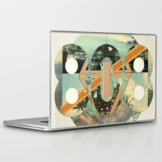 808 State Laptop & iPad Skin