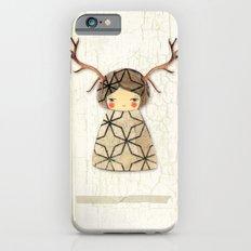 Deer paperdolls iPhone 6 Slim Case