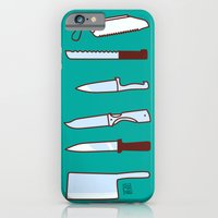 iPhone & iPod Case featuring Tools by Josè Sala