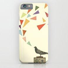 Pigeon Radio Slim Case iPhone 6s