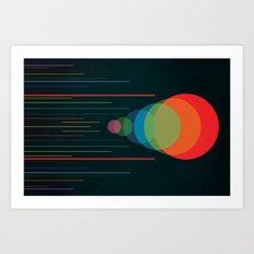 The Nova Art Print