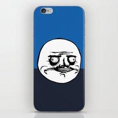 Me Gusta iPhone & iPod Skin
