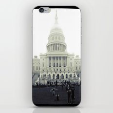 Our Nation's Capitol iPhone & iPod Skin