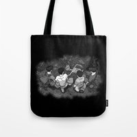 Stand By E.T. - The Othe… Tote Bag