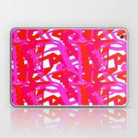 Urban Pink Laptop & iPad Skin