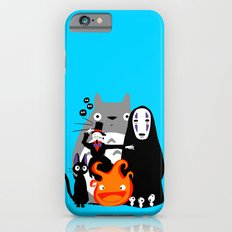 Ghibli'd Away iPhone 6 Slim Case