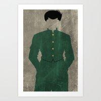 Yusuke Art Print