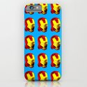 Iron Man Diptych iPhone & iPod Case