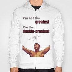 Muhammad Ali #1 (B/W) Hoody
