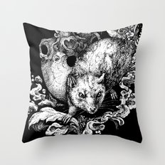 Kontur Throw Pillow