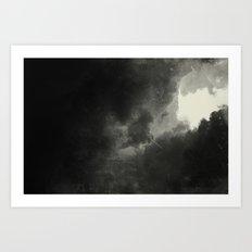 Hole In The Sky III Art Print