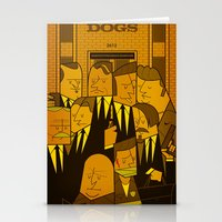Reservoir Dogs Stationery Cards