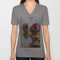 at last the galaxy is at peace  Unisex V-Neck