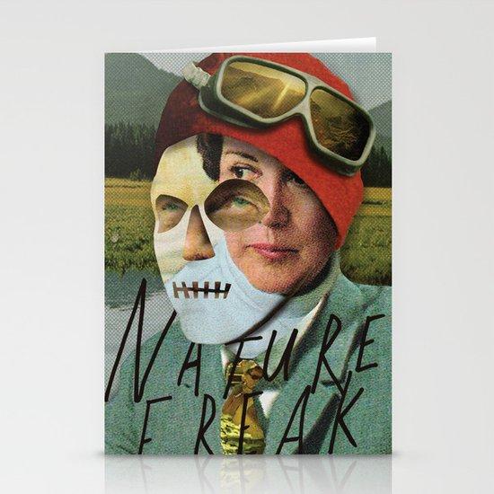 Nature Freak Stationery Card