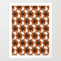 Lily's Art Print