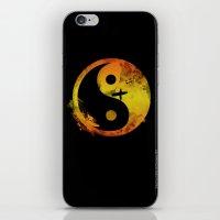 surfin v1 iPhone & iPod Skin