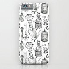 Alice Encounters iPhone 6 Slim Case