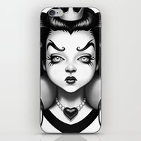 Snow White's Disenchantment iPhone & iPod Skin