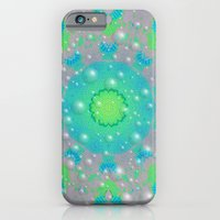 iPhone & iPod Case featuring Snow in grandmothers garden by Pink grapes
