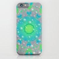 Snow In Grandmothers Gar… iPhone 6 Slim Case