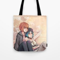 Life Is Strange Tote Bag