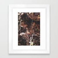 Root Of It All Framed Art Print