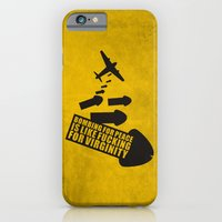 iPhone & iPod Case featuring Bombing for peace... by Alejandro Ayala