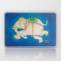 Happy Dreamtime Elephant Laptop & iPad Skin