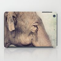 The Smiling Elephant iPad Case
