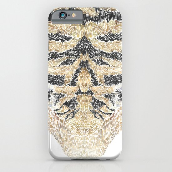 Tiger Head iPhone & iPod Case