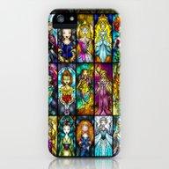 The Princesses iPhone (5, 5s) Slim Case