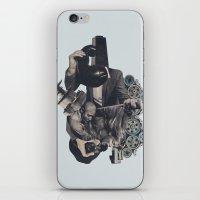 Aftershock iPhone & iPod Skin