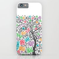 iPhone & iPod Case featuring The Fruit Of The Spirit (II) by Liyin