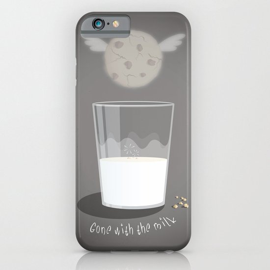 Gone with the milk iPhone & iPod Case