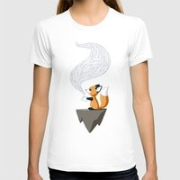 anime T-shirts featuring Fox Tea by Freeminds