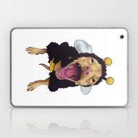 Chihuahua in bee costume - Tuna Laptop & iPad Skin