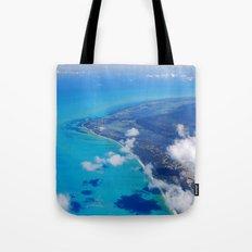 Coast of Mexico Tote Bag