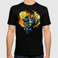 Dr Strange Mens Fitted Tee Black SMALL