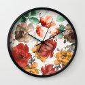 Wine Wall Clock