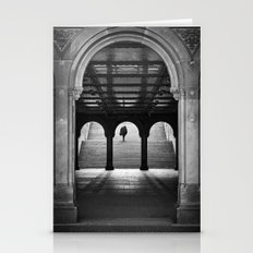 Bethesda Underpass At Ce… Stationery Cards