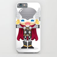 iPhone & iPod Case featuring THOR ROBOTIC by We are Robotic