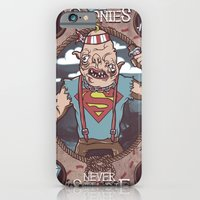 iPhone & iPod Case featuring Sloth by Doyle Raw Meat
