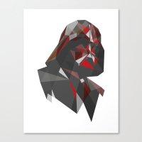 Dark Lord (variant) Canvas Print